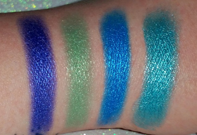 The Nubian Eyeshadow Palette by Juvia's Place #22