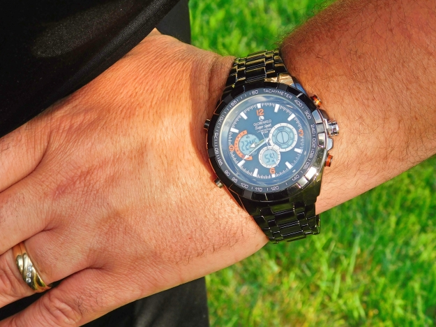 Globenfeld Super Sport Mens Watch -1